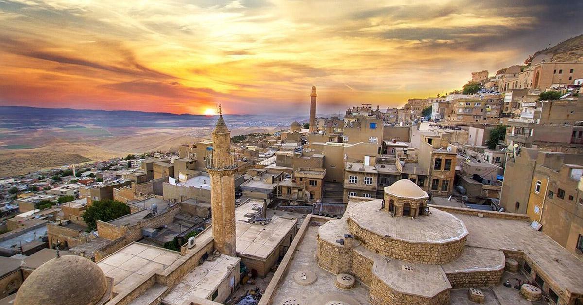 Mistik Bir Dünyaya Yolculuk: Mardin-Midyat